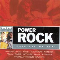 [Compilations Power Rock Album Cover]