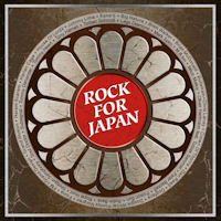 [Compilations Rock For Japan Album Cover]