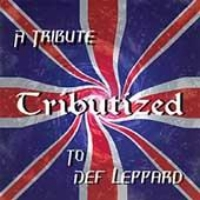 [Tributes Tributized - A Tribute To Def Leppard Album Cover]