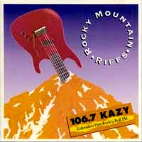 [Compilations 106.7 KAZY - Rocky Mountain Riffs Album Cover]