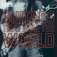 [Compilations Guitars That Rule the World Album Cover]