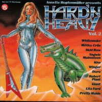 [Compilations Hard'N'Heavy Vol. 2 (2-disc set) Album Cover]