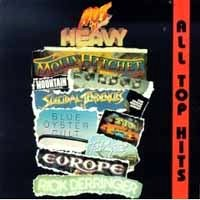 [Compilations Hot 'N Heavy Album Cover]