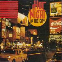 [Compilations Hot Night In The City Album Cover]