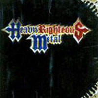 [Compilations Heavy Righteous Metal Album Cover]