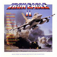 [Soundtracks Iron Eagle II Album Cover]