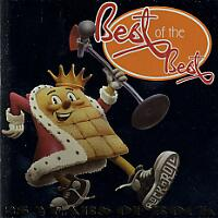 [Compilations Best of the Best Album Cover]