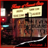 [Compilations Kings Of Sunset Strip Volume 1 Album Cover]