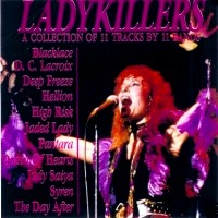 [Compilations Ladykillers Album Cover]