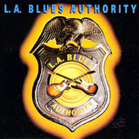[Compilations L.A. Blues Authority Album Cover]