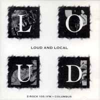 [Compilations Z Rock 103.1 - Loud and Local Album Cover]