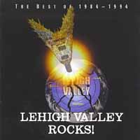 [Compilations Lehigh Valley Rocks: The Best Of 1984 - 1994 Album Cover]