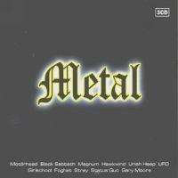 [Various Artists Metal Album Cover]