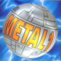 [Compilations Metal1 Vol. 2 Album Cover]