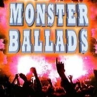 [Compilations Monster Ballads Album Cover]