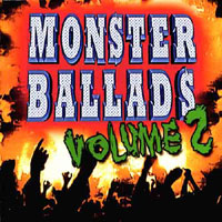 [Compilations Monster Ballads Vol. 2 Album Cover]