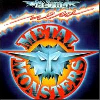 [Compilations Masters Of Metal: New Metal Monsters Album Cover]