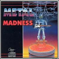 [Compilations Metal Madness Album Cover]