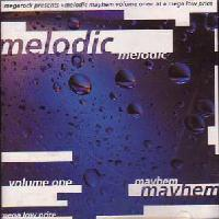 [Compilations Melodic Mayhem Volume One Album Cover]