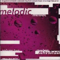 [Compilations Melodic Mayhem Volume Two Album Cover]