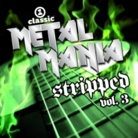 [Compilations VH1 Classic Metal Mania Stripped, Vol. 3 Album Cover]