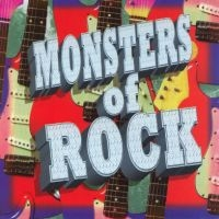 [Compilations Monsters Of Rock Album Cover]
