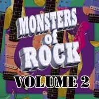 [Compilations Monsters of Rock Volume 2 Album Cover]