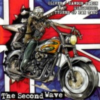 [Compilations The Second Wave: 25 Years Of NWOBHM Album Cover]