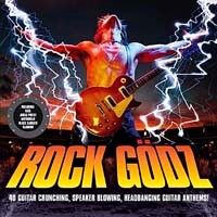 Compilations Rock Godz Album Cover