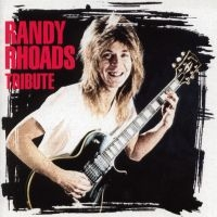 [Tributes Randy Rhoads Tribute Album Cover]