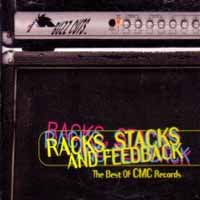 [Compilations Racks, Stacks and Feedback: The Best of CMC Records Album Cover]