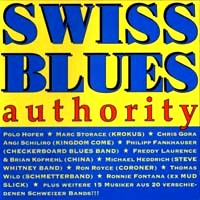 [Compilations Swiss Blues Authority Album Cover]