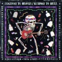[Compilations Stairway To Heaven/Highway To Hell Album Cover]