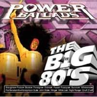 [Compilations VH1 The Big 80's - Power Ballads Album Cover]