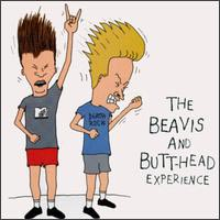 [Compilations The Beavis and Butt-Head Experience Album Cover]