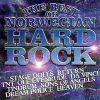 [Compilations The Best of Norwegian Hard Rock Album Cover]