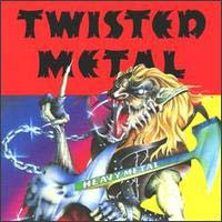 [Compilations Twisted Metal Album Cover]