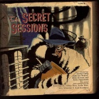 [Hunter, Ronson, Pappalardi Laing The Secret Sessions Album Cover]