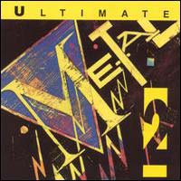 [Compilations Ultimate Metal 2 Album Cover]