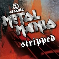 [Compilations VH1 Classic Presents: Metal Mania - Stripped Album Cover]