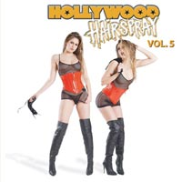 [Compilations Hollywood Hairspray, Vol. 5 Album Cover]