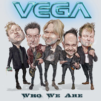 [Vega Who We Are Album Cover]
