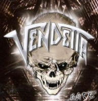 Vendetta Hate Album Cover