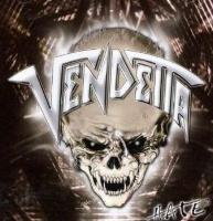 [Vendetta Hate Album Cover]