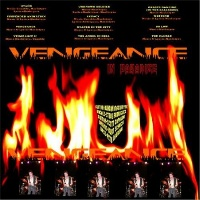 [Vengeance In Paradise Album Cover]