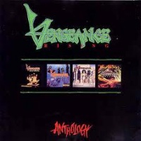 [Vengeance Rising Anthology Album Cover]