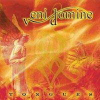 [Veni Domine Tongues Album Cover]