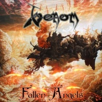 [Venom Fallen Angels Album Cover]