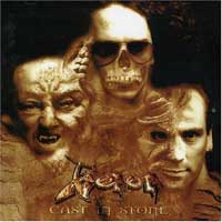 [Venom Cast In Stone Album Cover]
