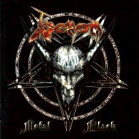[Venom Metal Black Album Cover]